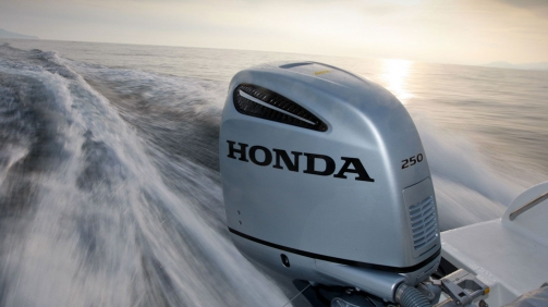 Honda-outboards