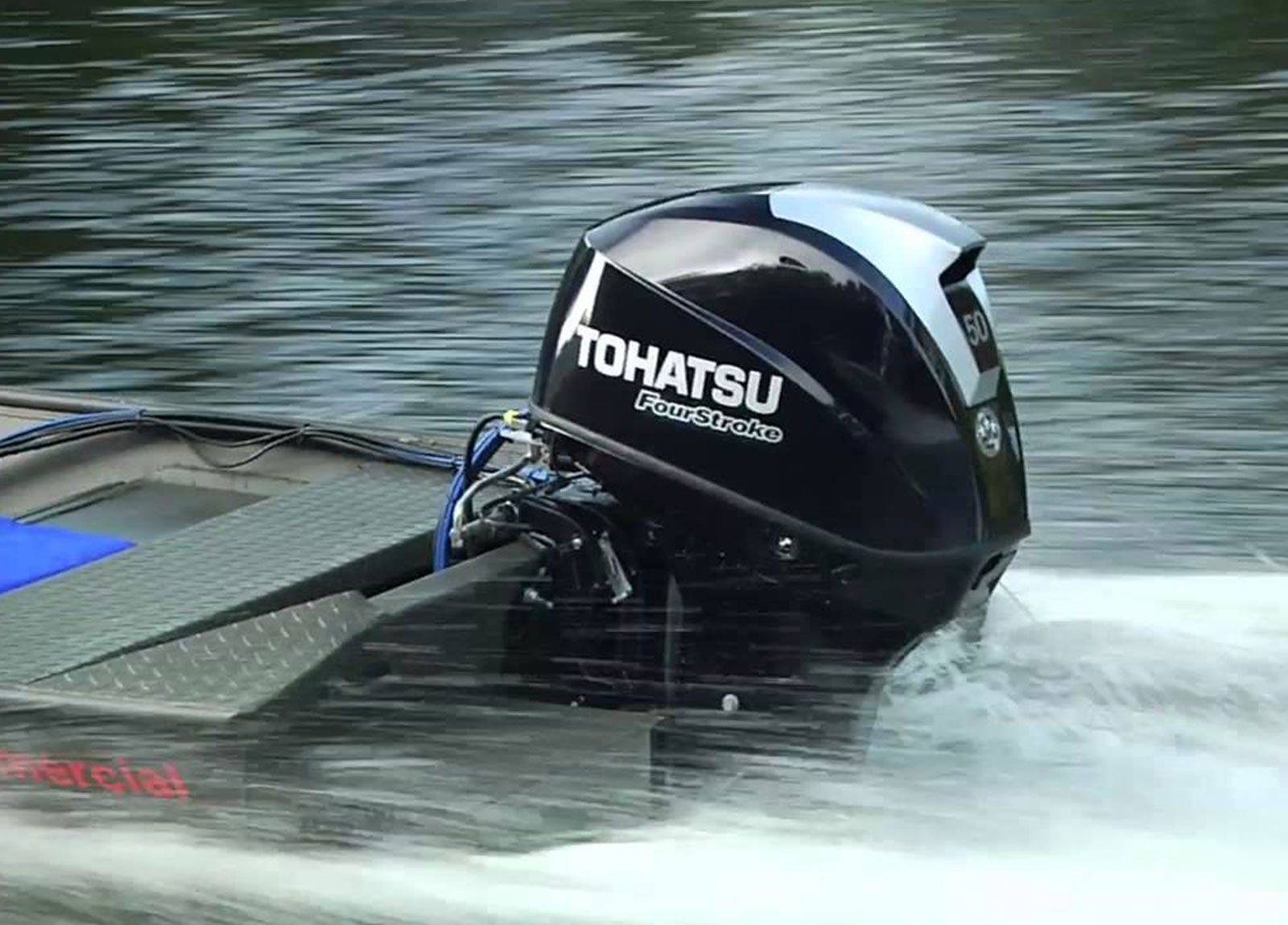 New Outboards - Tohatsu Outboard Motors