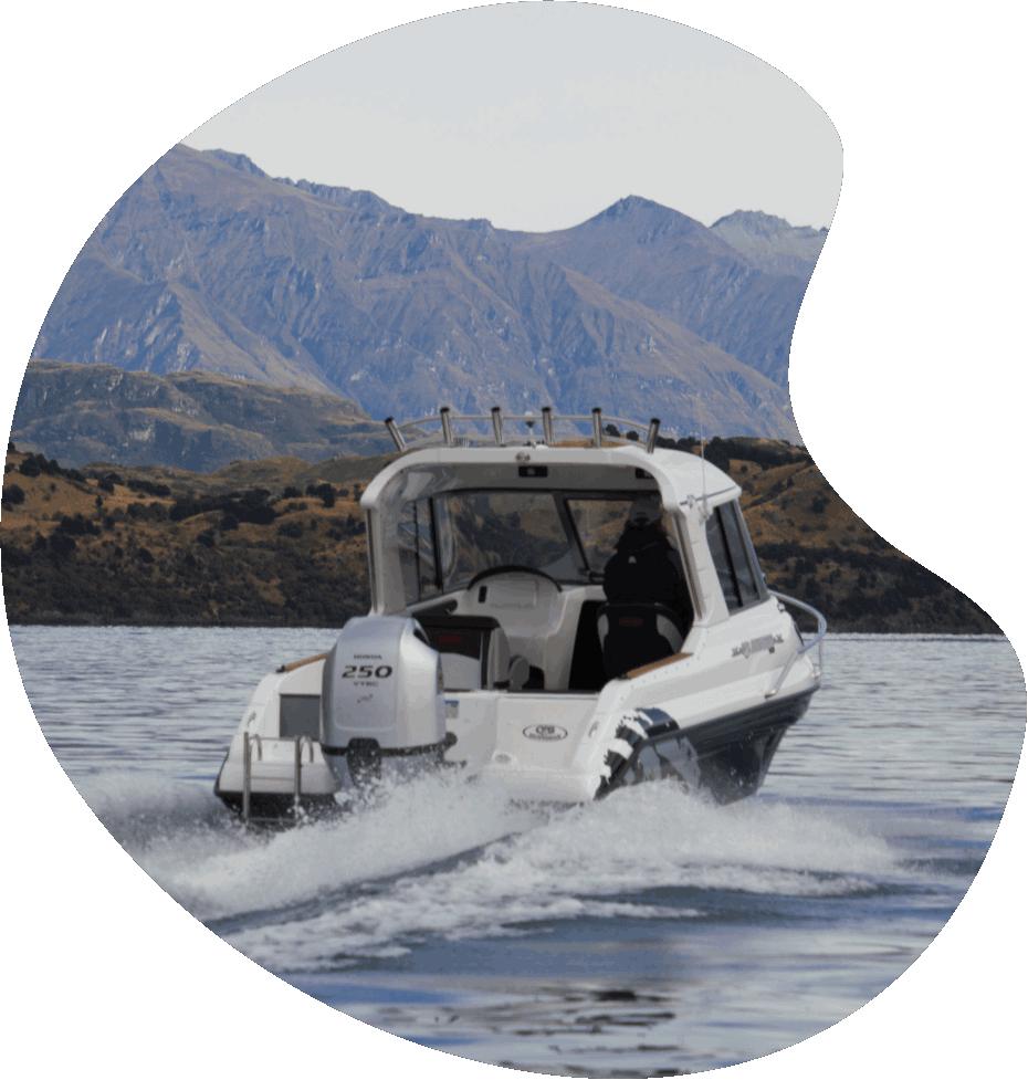 Steve Gooding Marine Boats